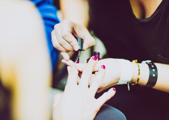 Manicure/Pedicure semipermanente